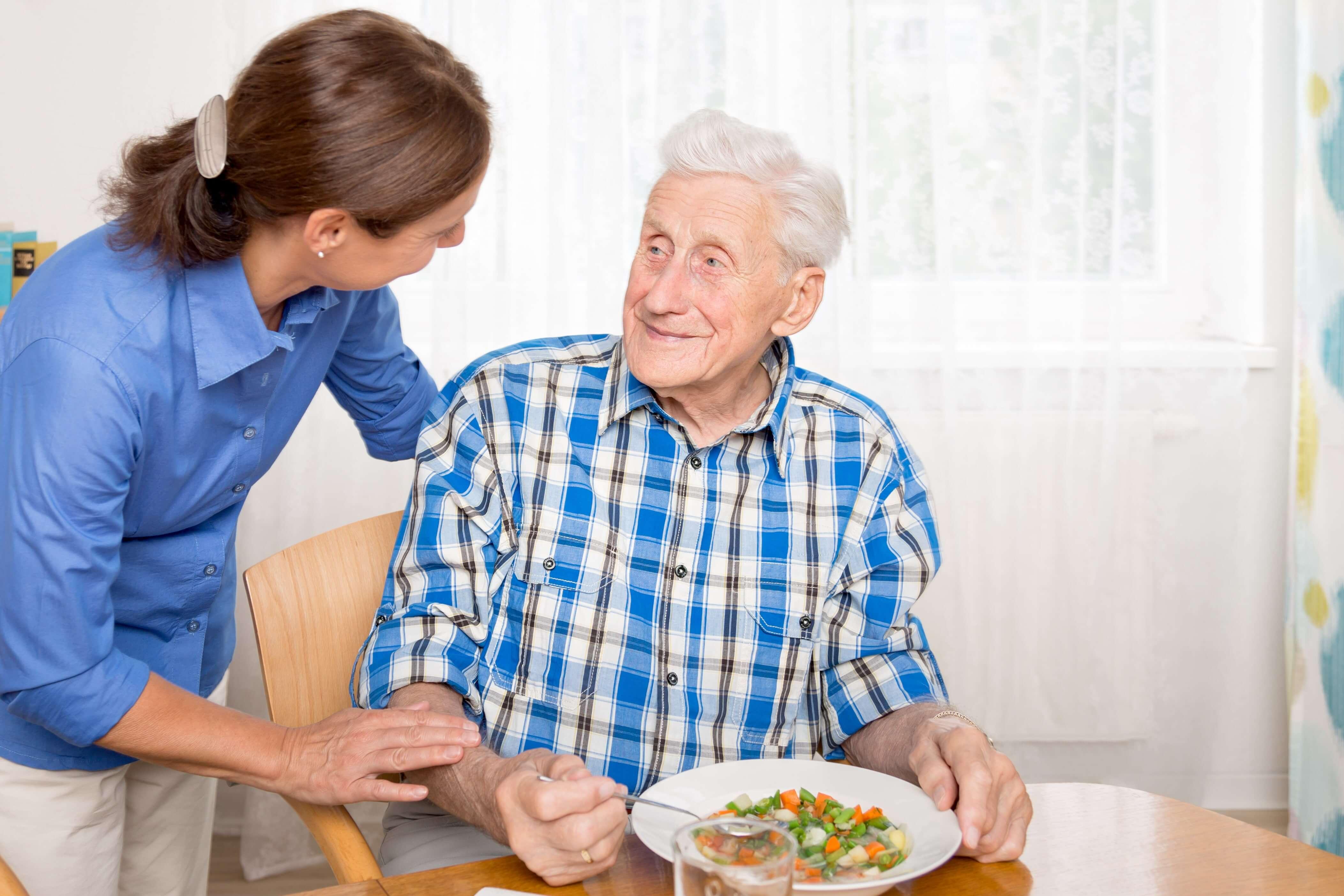 support for caregiver